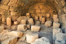 Free Acropolis Ruins Royalty Free Stock Photo - 21838505