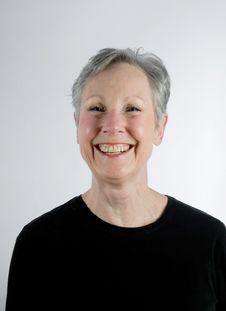 Happy Smiling Senior Woman Royalty Free Stock Photo