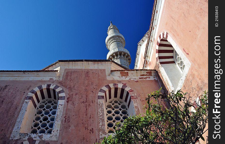 Mediterranean mosque