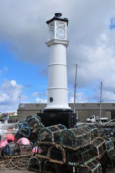 Kirkwall Lighthouse Stock Photography