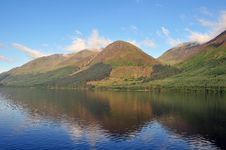 Free Loch Lochy Royalty Free Stock Photo - 21840465