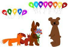 Free Happy Birthday Stock Photos - 21841483