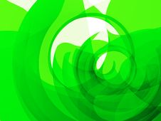 Free Green Background Stock Image - 21842361