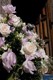 Free Wedding Flowers Stock Images - 21842634
