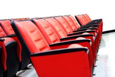 Free Theater Seats Stock Images - 21843134