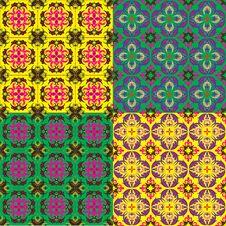 Free Seamless Pattern G Royalty Free Stock Photos - 21847538