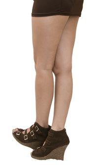 Free Mini Skirt Stock Photo - 21852610
