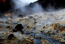 Free Iceland Geyser Stock Photo - 21853110