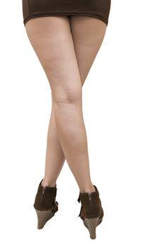 Free Mini Skirt Royalty Free Stock Photo - 21854285