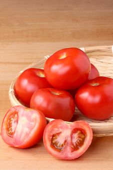 Free Tomato Royalty Free Stock Photography - 21854457