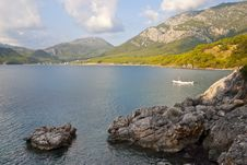 Free Mediterranean Coast Royalty Free Stock Images - 21855259