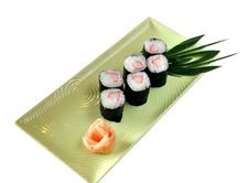 Free Sushi Roll Stock Images - 21855474