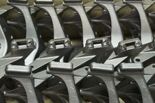 Free Metallic Products Stock Photos - 21856313