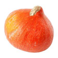 Free Orange Pumpkin Royalty Free Stock Image - 21857116