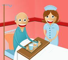 Free Hospital Service Stock Image - 21858881