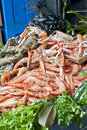 Free Seafood On Market Royalty Free Stock Images - 21867649