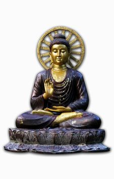 Free Buddha Stock Photo - 21861430