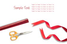 Free Christmas Present Tools Royalty Free Stock Photos - 21861468