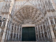 Free Seville-Spain Royalty Free Stock Photography - 21863477