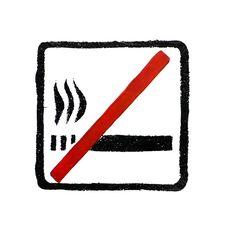 Free No Smoking Royalty Free Stock Images - 21864319