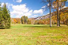 Free Bald Mountains In North Carolina Royalty Free Stock Image - 21865666