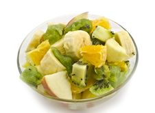 Free Fruit Salad Royalty Free Stock Photography - 21866727