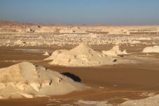 Free White Desert Stock Photography - 21867042