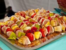 Free Skewers Stock Photography - 21867852