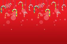 Free Christmas Sweets Stock Photos - 21868053