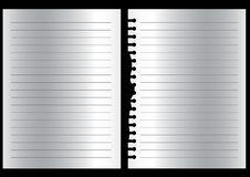 Free Notepad Royalty Free Stock Photos - 21868078