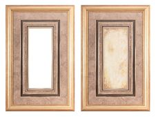 Free Frames For Painting And Picture Royalty Free Stock Photography - 21868947