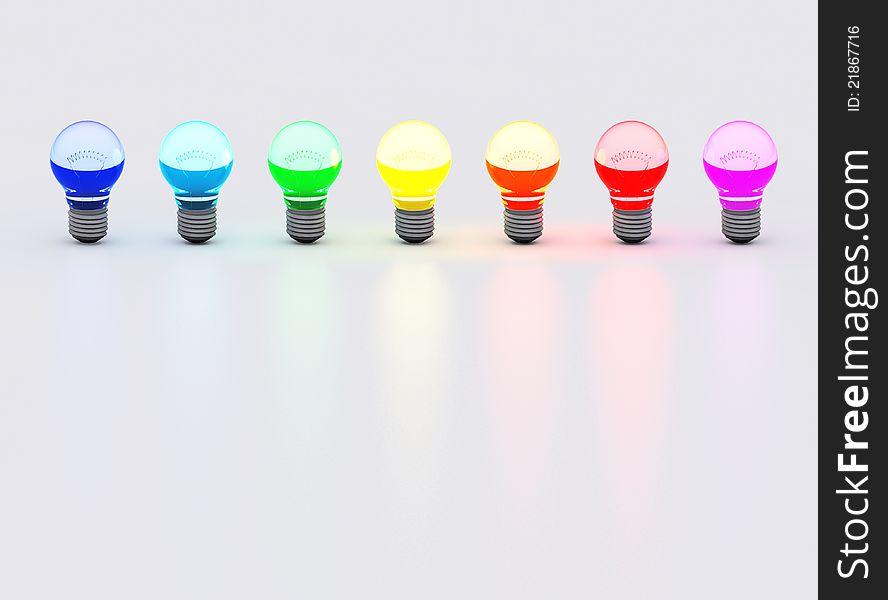Disco Light Bulbs