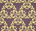 Free Seamless Floral Pattern Royalty Free Stock Image - 21872476