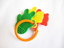 Free Rattle Royalty Free Stock Image - 21870946