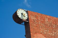 Free Old Clock Stock Photography - 21871632