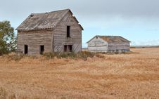 Free Old Home On The Range Stock Images - 21880694