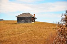 Free House Transylvania On Top Stock Photography - 21881122