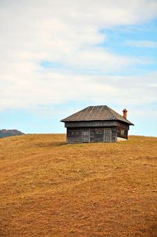 Free Transylvania Rural House Stock Photography - 21881152