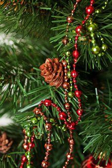 Free Christmas Tree Ornaments Stock Photos - 21881453