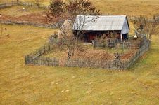 Free Transylvania Rural House Stock Images - 21882484
