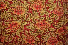 Free Retro Floral Background Stock Photos - 21883123