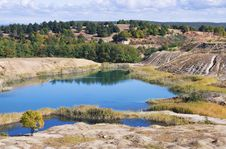 Free Lake Blue Lagoon Royalty Free Stock Images - 21884909