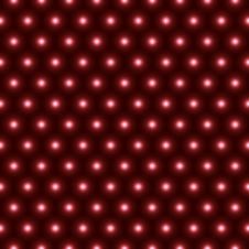 Free Vector Shiny Red Lights Seamless Pattern Stock Photography - 21888142