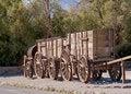 Free Wagon Train Stock Photo - 21894270