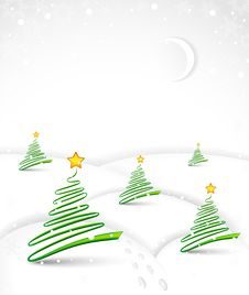 Free Christmas Illustration Stock Photos - 21890673
