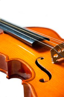 Free Isolated Violin Royalty Free Stock Images - 21891389