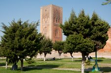Free Le Tour Hassan In Rabat Royalty Free Stock Images - 21893399