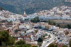 Free Moulay Idriss Town, Morocco Stock Photography - 21893552