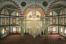 Free Carsi Mosque,Trabzon Stock Photo - 21894920