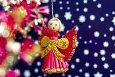 Free Christmas Decorations Royalty Free Stock Images - 21897619